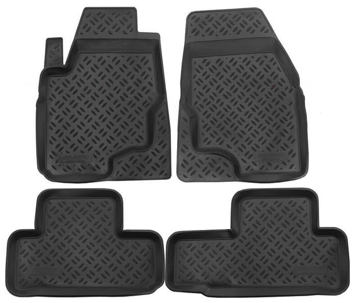 Ковры для Toyota Highlander (02-10) Aileron