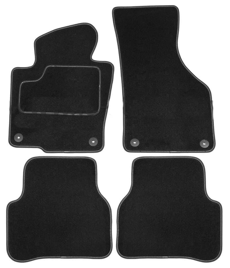 Ковры ворсовые для VW Passat B6 (05-10) / B7 (10) Highway