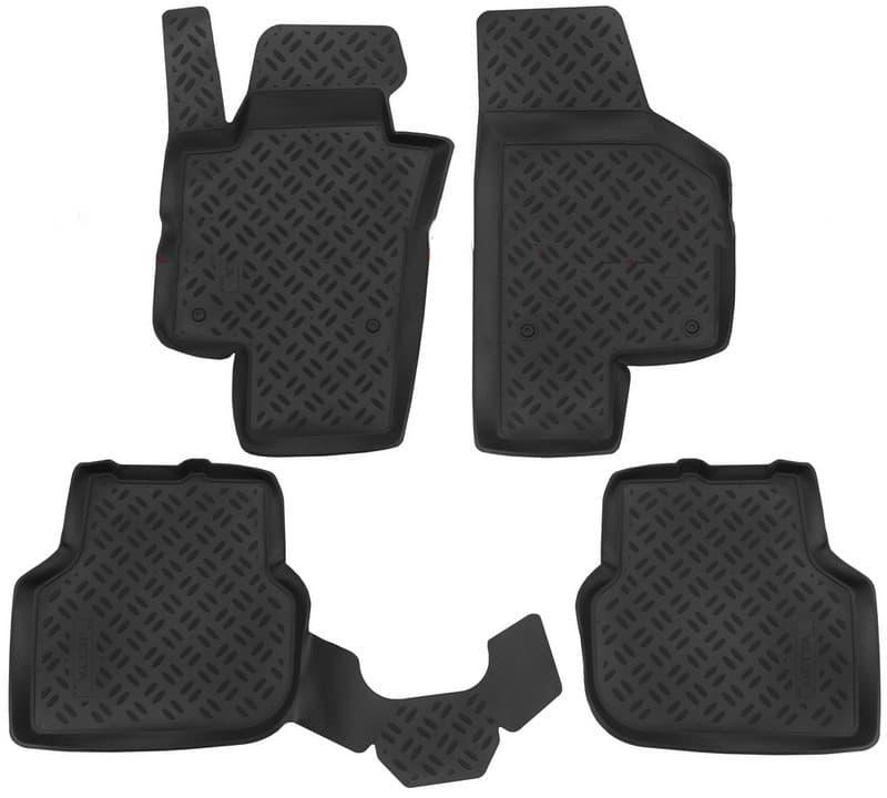 Ковры для VW Jetta VI (10-) Aileron