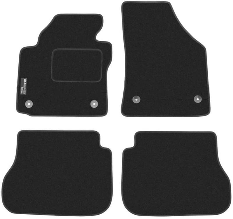 Ковры ворсовые для VW Caddy III (04-10) Duomat