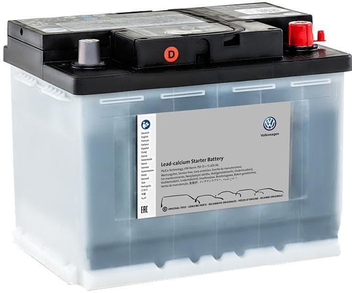 Аккумулятор VAG 000915105DJ 85 А/ч
