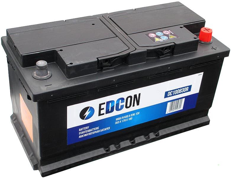 Аккумулятор Edcon DC110850R 110 А/ч