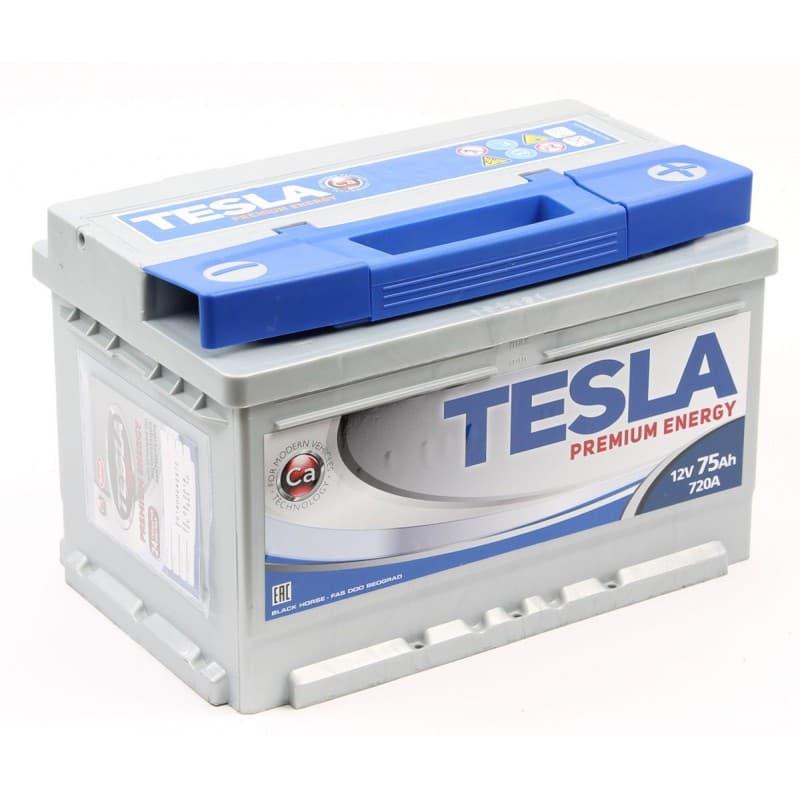 Аккумулятор TESLA TPE75.0 low 75 А/ч