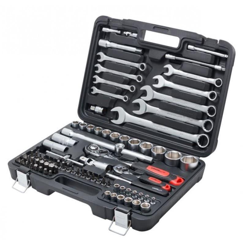 Универсальный набор инструментов BaumAuto 82 предмета BM82