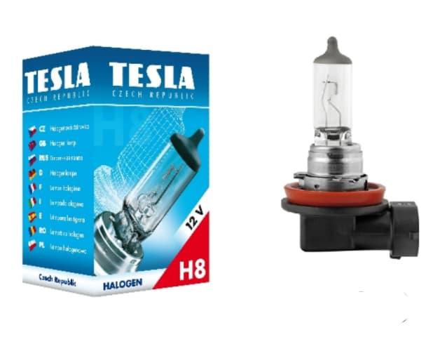 Лампа накаливания Tesla H8 B10801 1шт