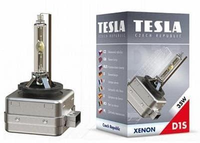 Лампа ксеноновая Tesla D1S B21005 1шт