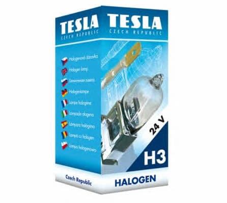 Лампа галогенная Tesla H3 B10302 1шт