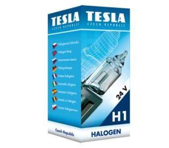 Лампа галогенная Tesla H1 B10102 1шт
