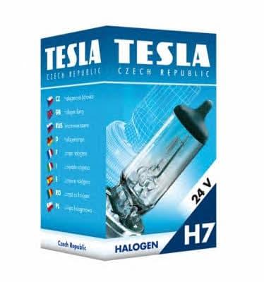 Лампа галогенная Tesla H7 B10702 1шт