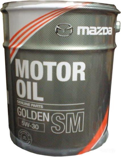 Моторное масло Mazda Golden SM 5W-30 20л