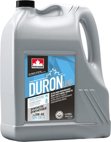 Моторное масло Petro-Canada Duron UHP 5W-40 4л