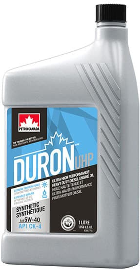 Моторное масло Petro-Canada Duron UHP 5W-40 1л