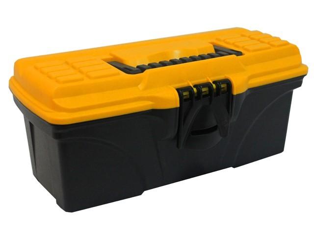 Ящик для инструмента пластмассовый ТИТАН 32,4х16,5х13,7см (13
