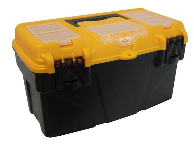 Ящик для инструмента пластмассовый ТИТАН 43х23,5х25см (18