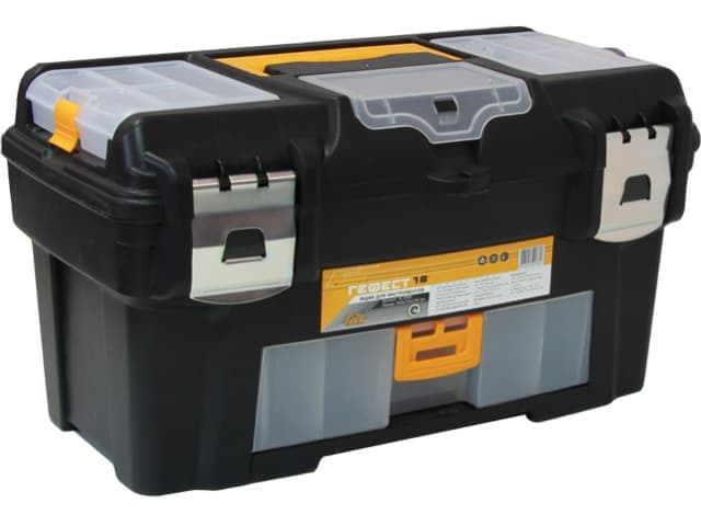 Ящик для инструмента пластмассовый ТИТАН 53х27,5х29см (21