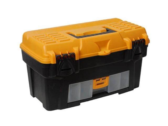 Ящик для инструмента пластмассовый АТЛАНТ 43х23,5х25см (18