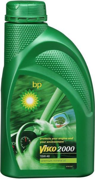 Моторное масло BP Visco 2000 15W-40 1л