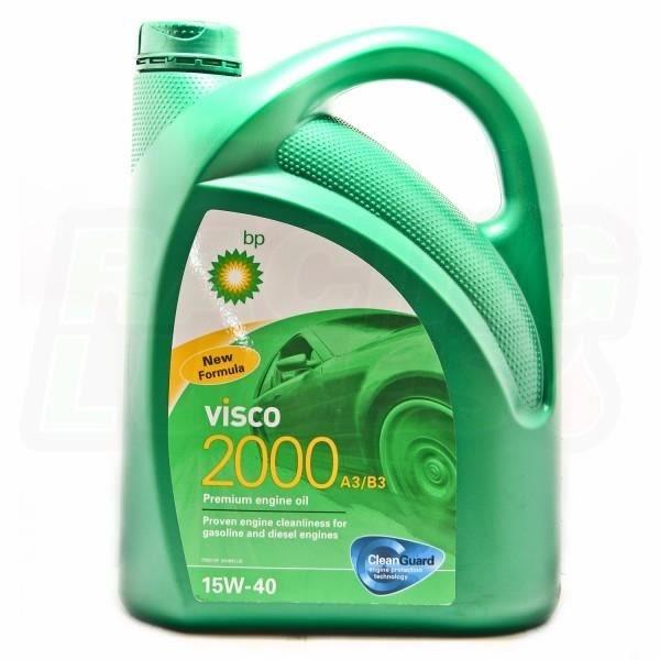 Моторное масло BP Visco 2000 15W-40 5л