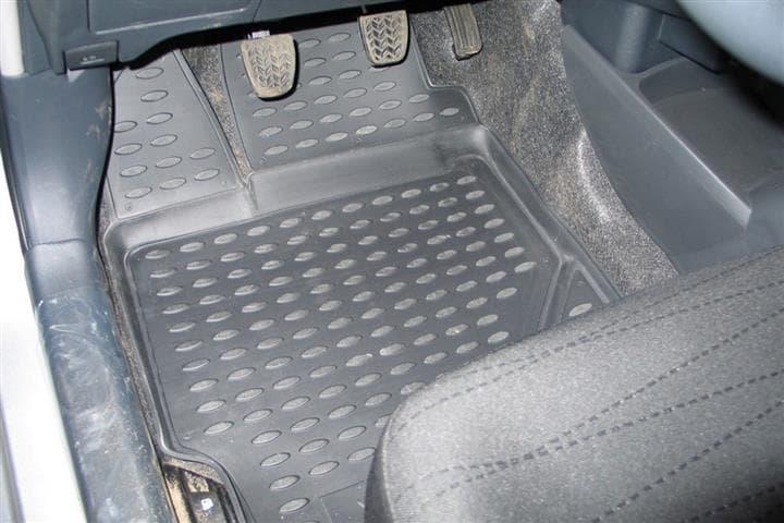 Ковры для Toyota Yaris (01/2006) Element