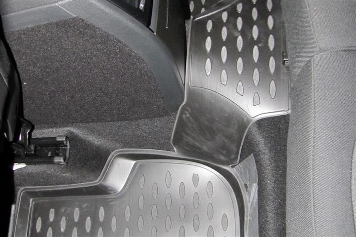Ковры для Skoda Yeti (03/2009) Element