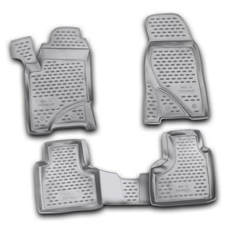 Ковры для Chevrolet Niva (2009) Element