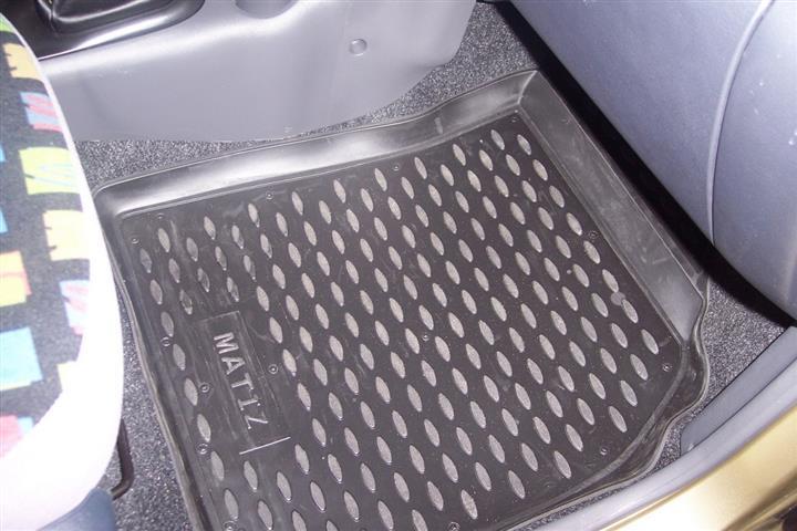 Ковры для Daewoo Matiz (2005) Element