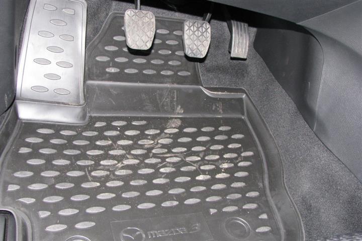 Ковры для Mazda 3 (08/2009) Element