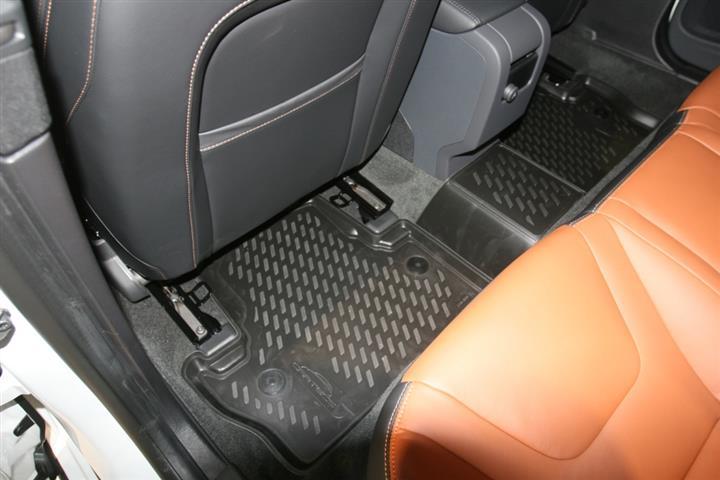 Ковры для Volvo S60 (2013) Element