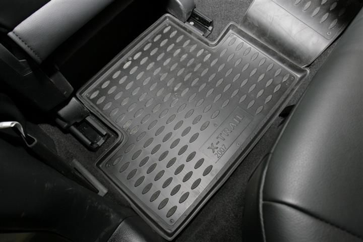 Ковры для Nissan X-Trail (T31), 2007-2010, 2011 Element