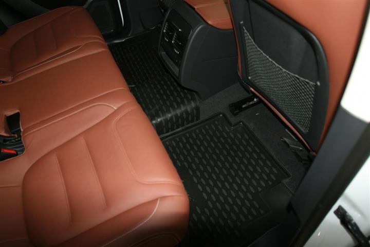 Ковры для VW Touareg (2010) Element
