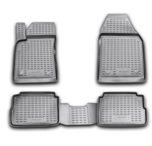 Ковры для Opel Vectra (2002-2008) Element