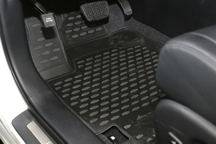 Ковры для Toyota Highlander (2010-2014) Element