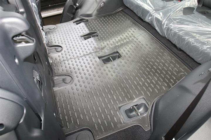 Ковры для Toyota Land Cruiser 200 (01/2012) Element