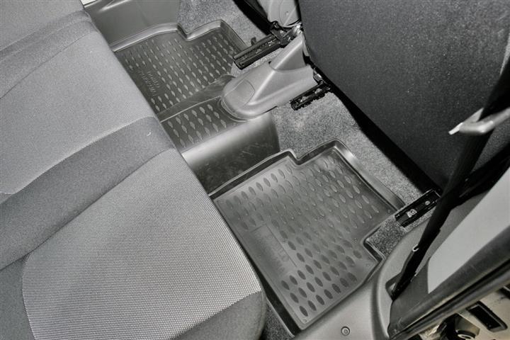 Ковры для Fiat Doblo Panorama (2001) Element