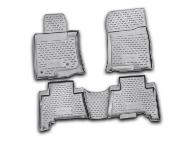 Ковры для Toyota Land Cruiser Prado, 5 мест (12/2009-2013) Element