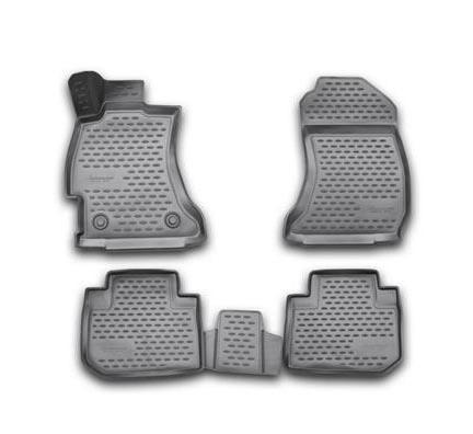 Ковры для Subaru Forester (2013) Element