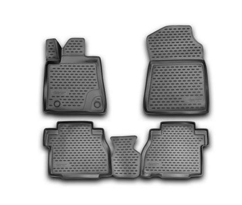 Ковры для Toyota Tundra Double Cab/Crew MAX (2007-2013) Element