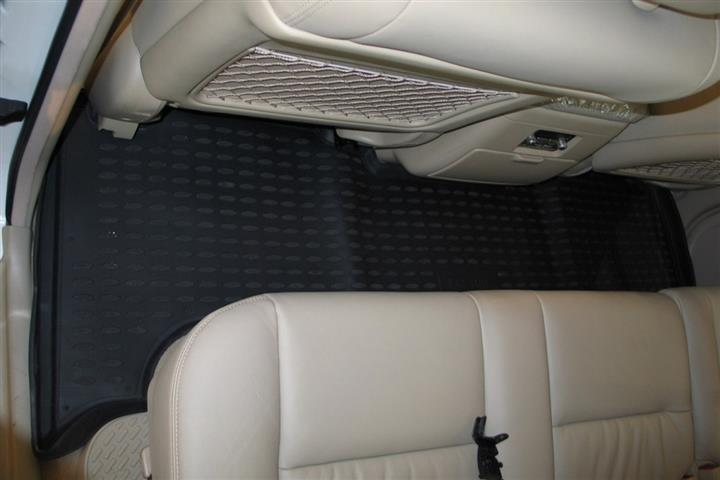 Ковры для Toyota Land Cruiser 100 (1998-2007) Element