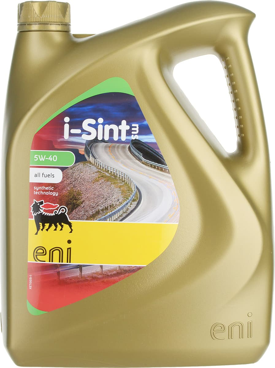 Моторное масло Eni i-Sint MS 5W-40 5л