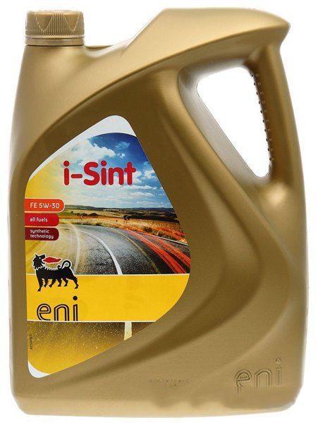 Моторное масло Eni i-Sint FE 5W-30 5л