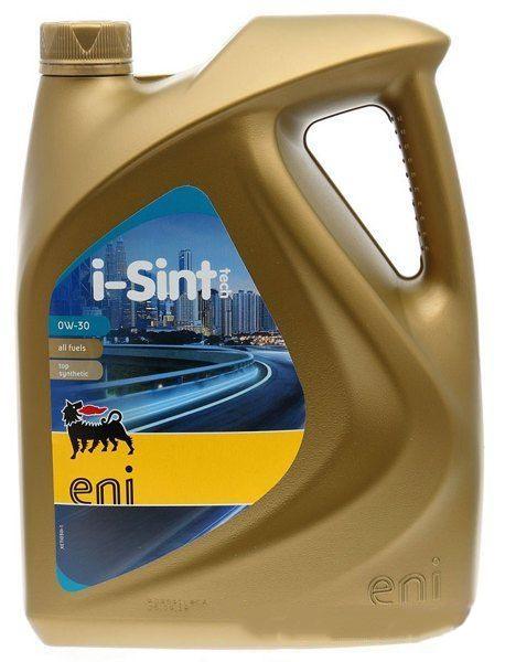 Моторное масло Eni i-Sint tech 0W-30 4л