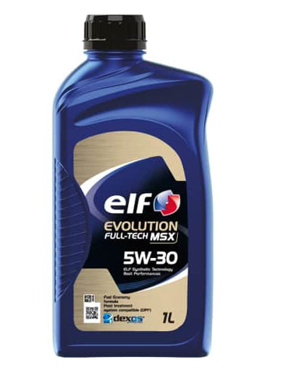 Моторное масло Elf Evolution Full-Tech MSX 5W-30 1л