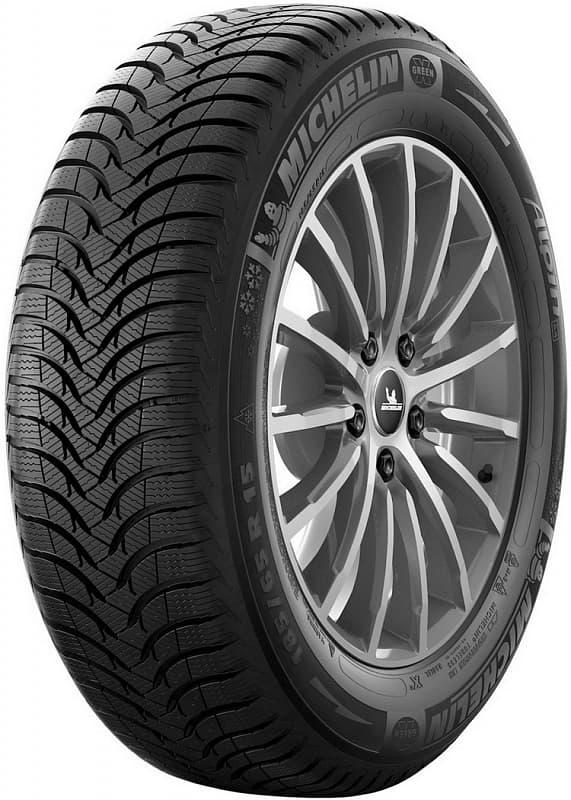 Шины Michelin Alpin A4 195/60R15 88T