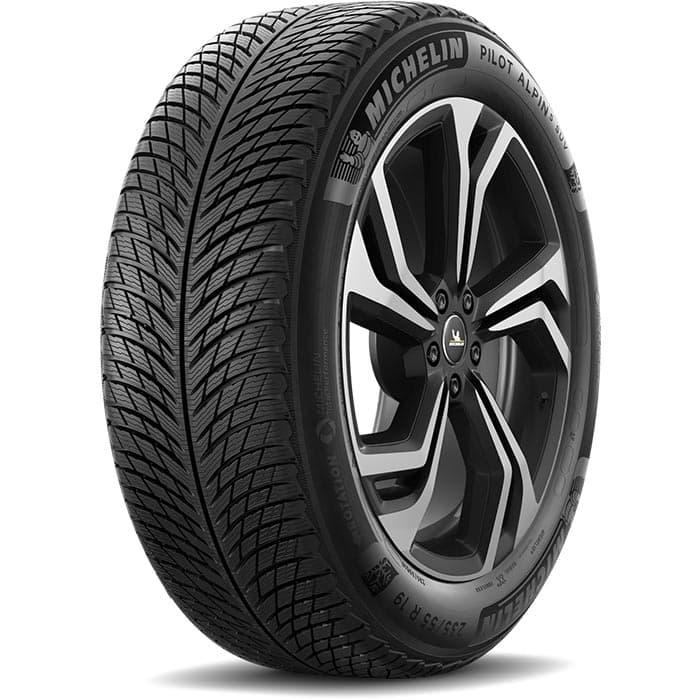 Шины Michelin Pilot Alpin 5 SUV 255/55R18 109V