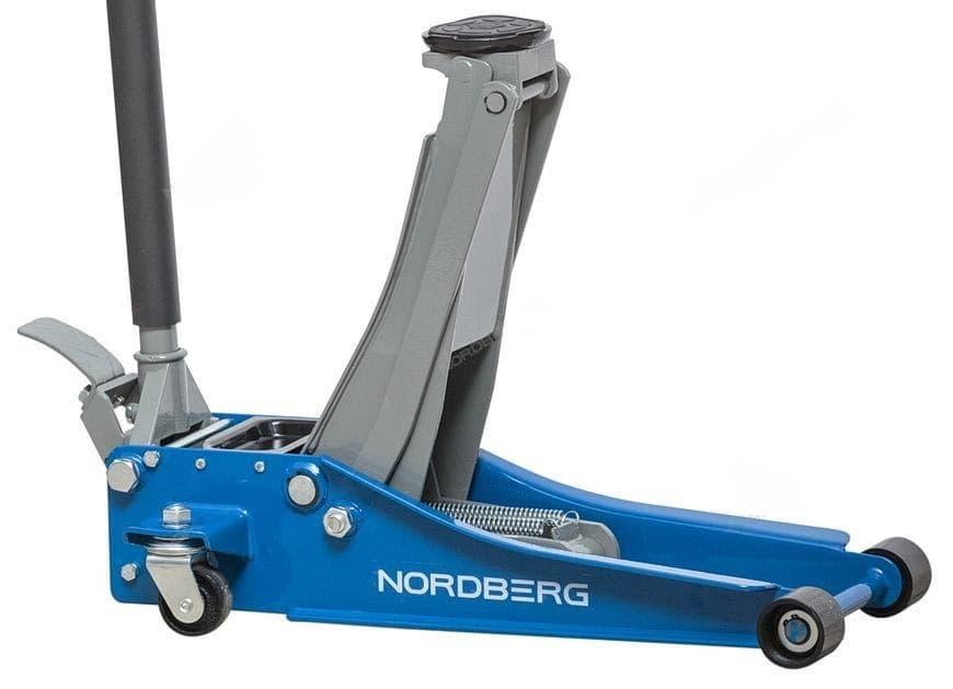 Подкатной домкрат Nordberg N32032 3т