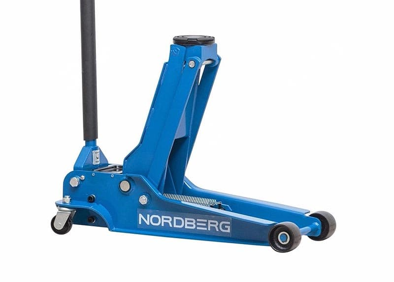 Подкатной домкрат Nordberg N32035 3.5т