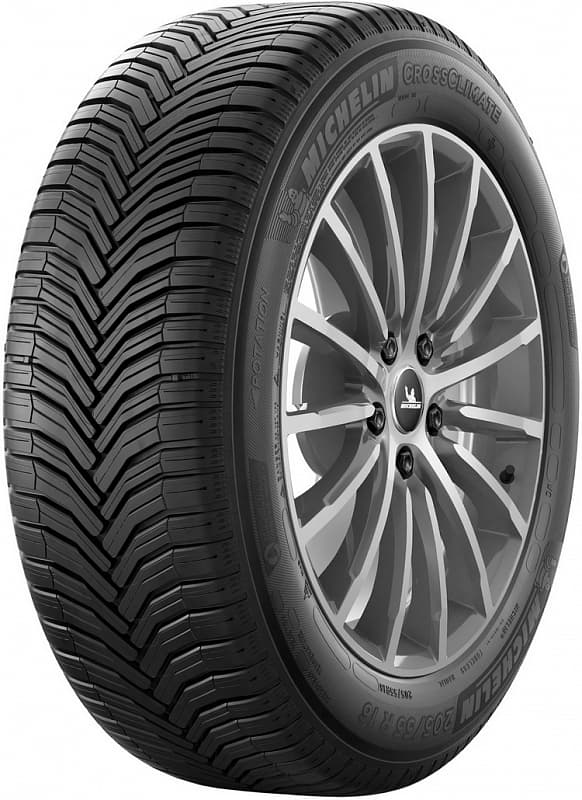 Шины Michelin CrossClimate+ 185/65R15 92T